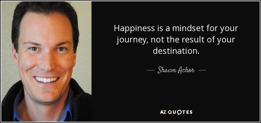TOP 60 QUOTES BY SHAWN ACHOR AZ Quotes Adorable Shawn Achor Quotes