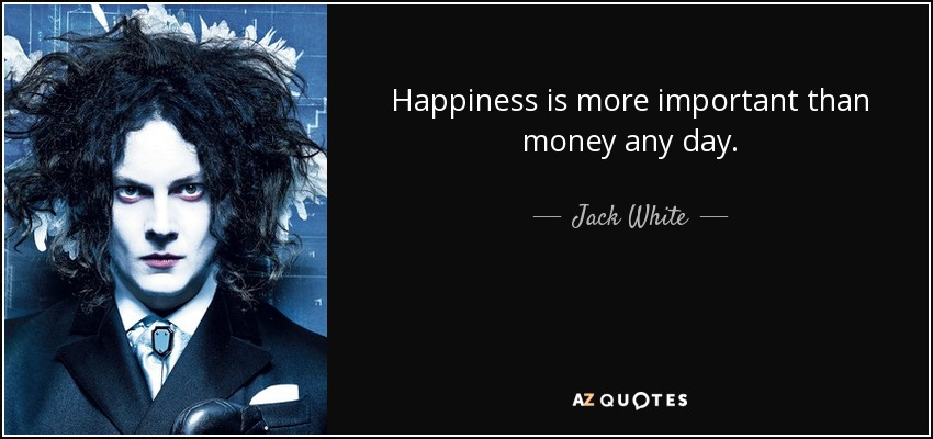 happiness is more important than money essay It's an age-old question: can money buy happiness over the past few years, new research has given us a much deeper understanding of the relationship between what.