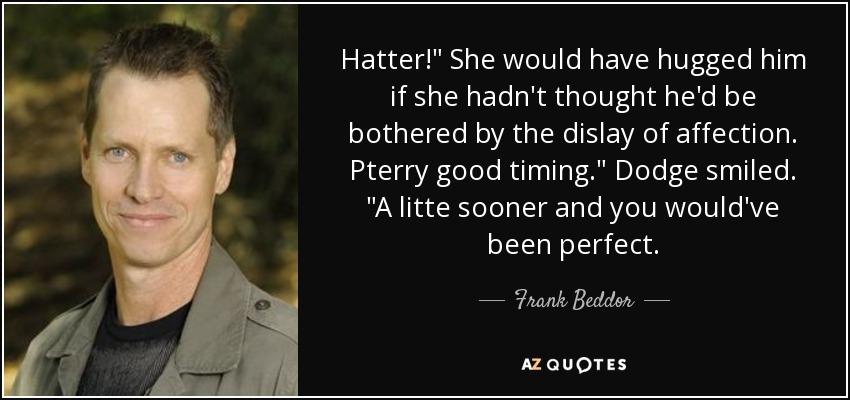 Hatter!
