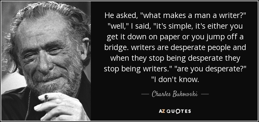 What makes a good author?
