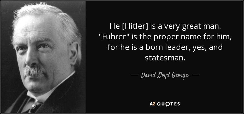 was hitler a great leader or Adolf hitler is one of the most infamous characters in world history, known for his leadership in the nazi party and his role as  hitler was a leader,.