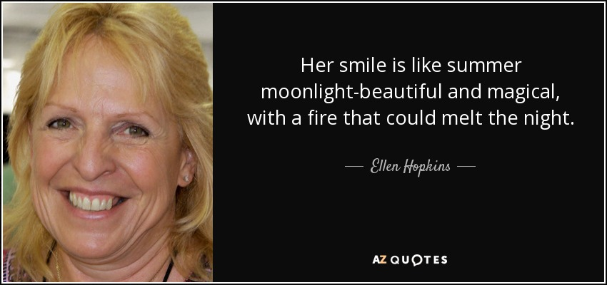 TOP 25 HER SMILE QUOTES (of 94) | A-Z Quotes