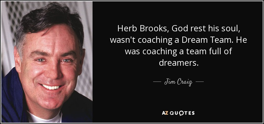 herb brooks leadership Fans, writers, and hockey professionals explain how herb brooks' coaching style helped team usa win the 1980 olympic gold medal for ice hockey after.