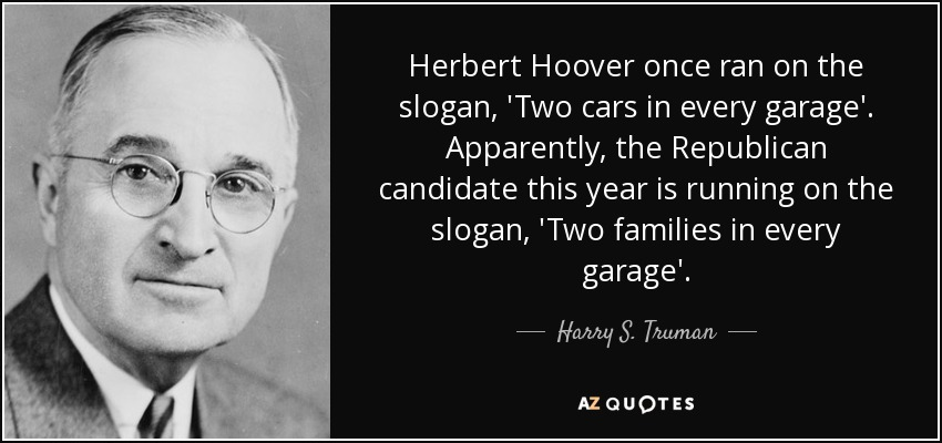 reaction to herbert hoover quote Science quotes by herbert hoover (11 quotes) engineering training deals with the exact sciences that sort of exactness makes for truth and conscience.