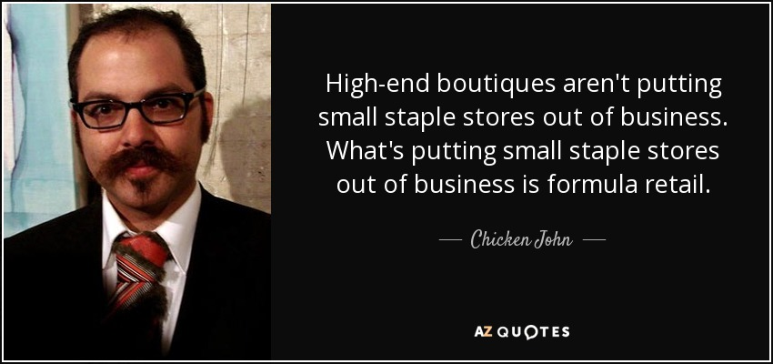 Quotes Best Chicken: TOP 7 QUOTES BY CHICKEN JOHN