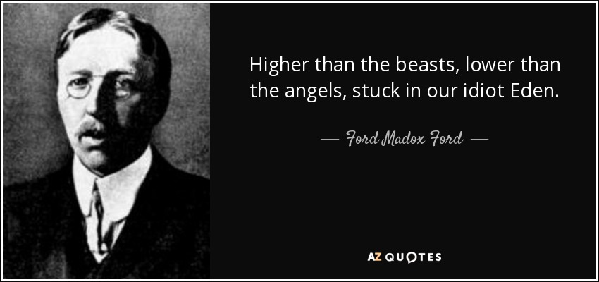 Ford Quote Awesome Top 25 Quotesford Madox Ford  Az Quotes