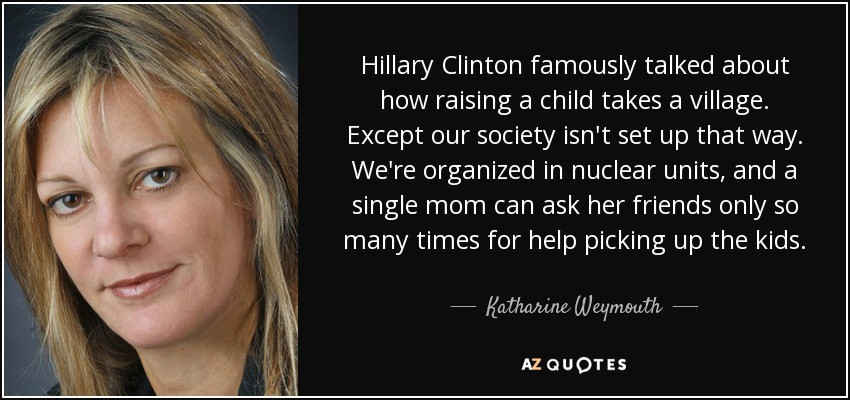Katharine Weymouth Quote Hillary Clinton Famously Talked About How
