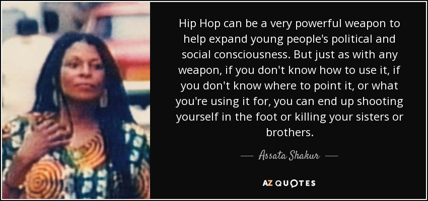 Assata Shakur Quote