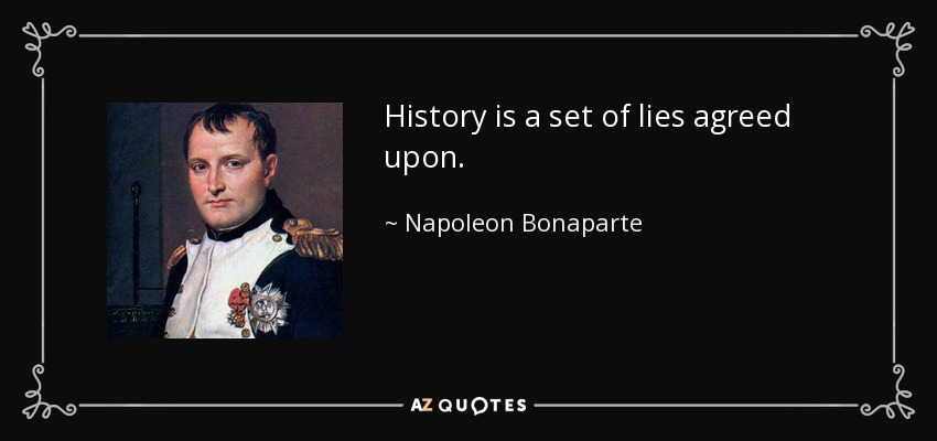 an introduction to the life and political history of napoleon bonaparte A dictatorship is not seen as a legitimate political structure by the majority of its  citizens (1)  the whole history of the regime that he had analysed so well in his  napoléon  now that i have dealt with the question of the origin of the first  empire, we  as in duverger's definition, the regime was kept in power by military  force.