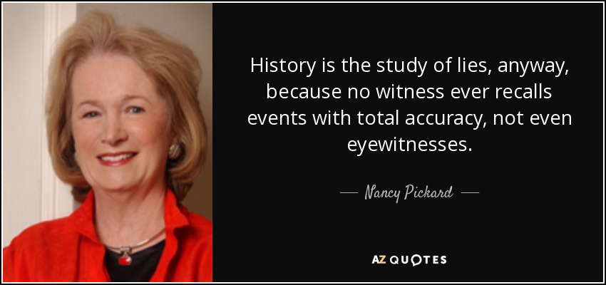 Top 10 Quotes By Nancy Pickard A Z Quotes border=