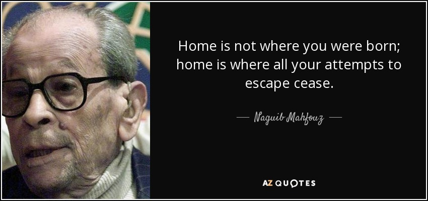Top 25 Quotes By Naguib Mahfouz Of 78 A Z Quotes