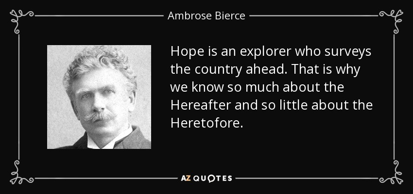 ambrose bierces world