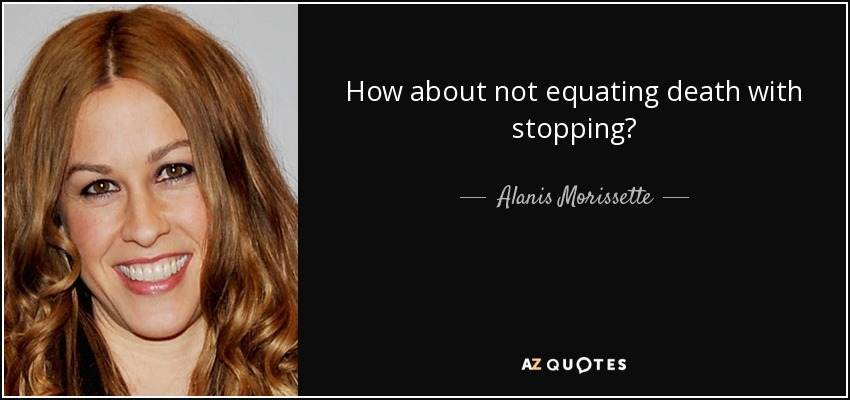 Ironically, alanis morissette never got enough credit