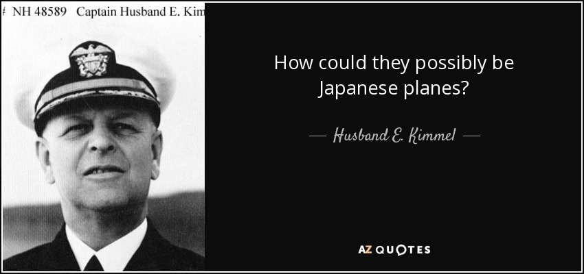 a biography of husband e kimmel Husband edward kimmel's biography view biography of husband edward kimmel with birthdate, birthplace, birthname and height at famous biography.