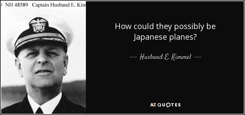 Husband E. Kimmel : biography