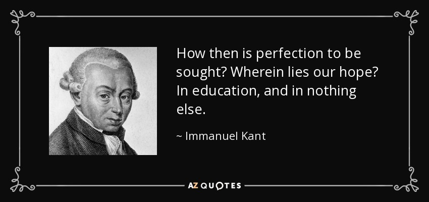 what is enlightenment according to kant