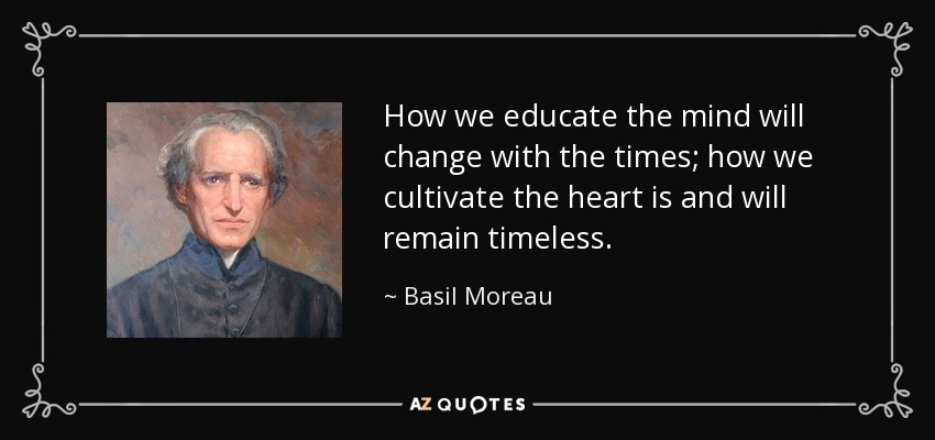 TOP 9 QUOTES BY BASIL MOREAU