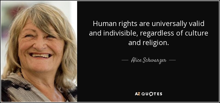 Top 12 Quotes By Alice Schwarzer A Z Quotes