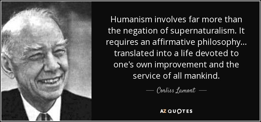 Image result for humanism quotes