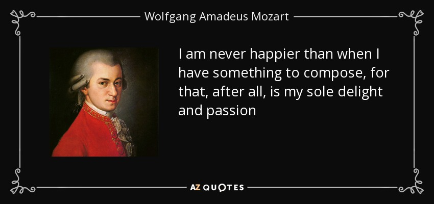 wolfgang amadeus mozart should be considered as the greatest composer to ever live Wolfgang amadeus mozart has to be the greatest composer to ever live top 10 top music artists of all time are especially marked.