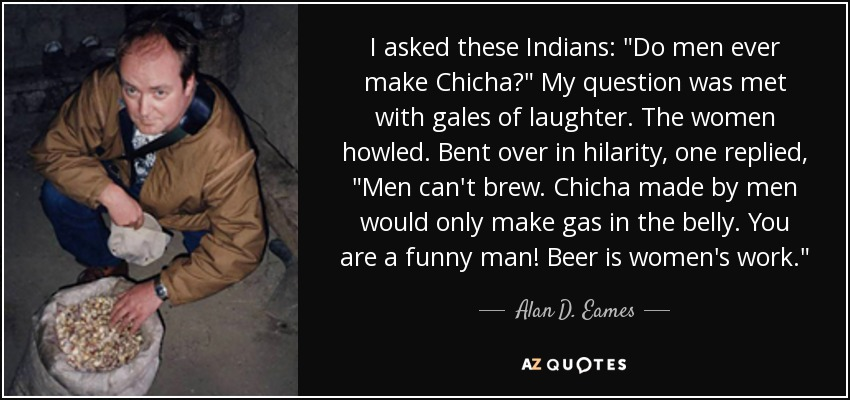 I asked these Indians:
