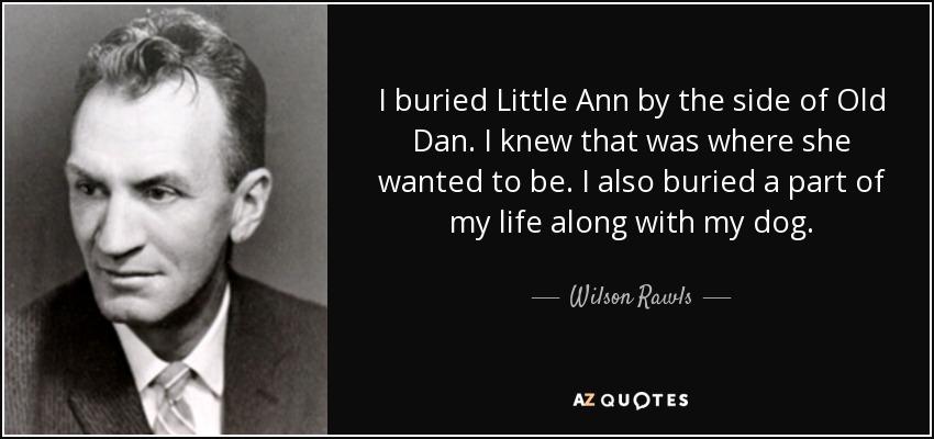 old dan little ann