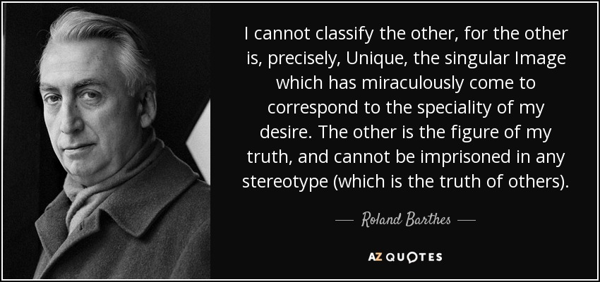 barthes myth and advertising
