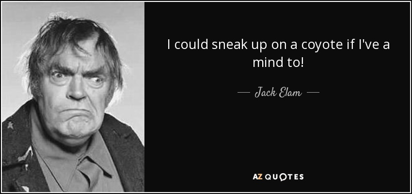 jack elam net worth