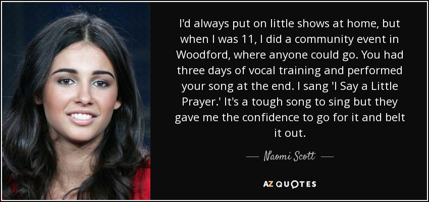68319504ae QUOTES BY NAOMI SCOTT