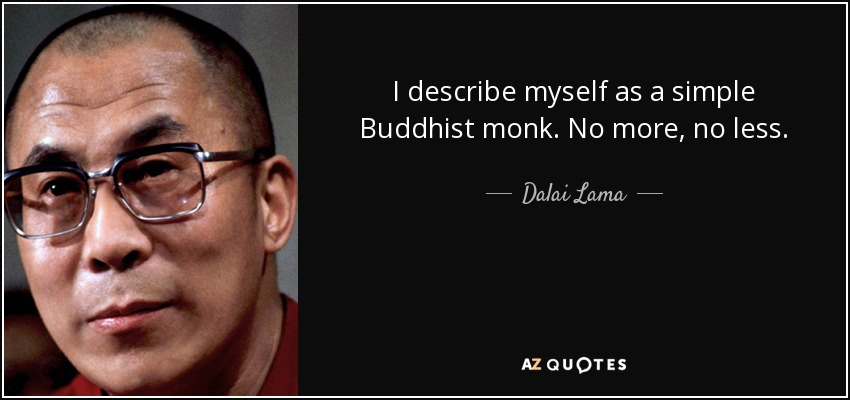 TOP 25 BUDDHIST MONK QUOTES | A Z Quotes