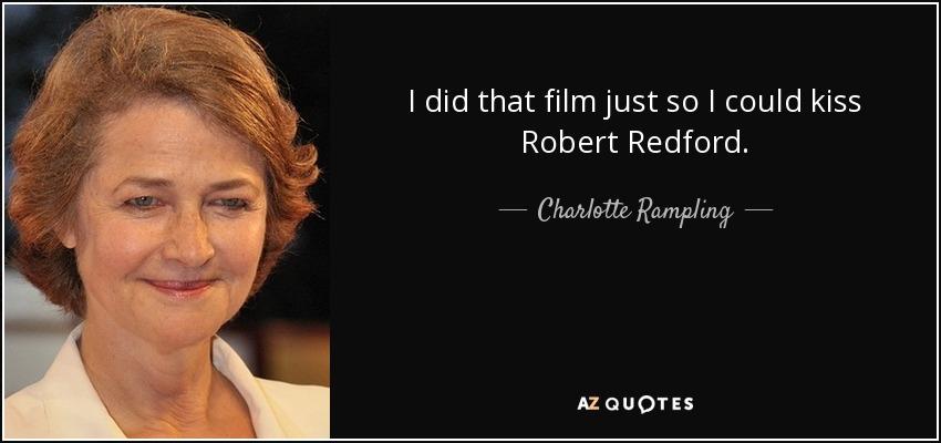 film robert redford