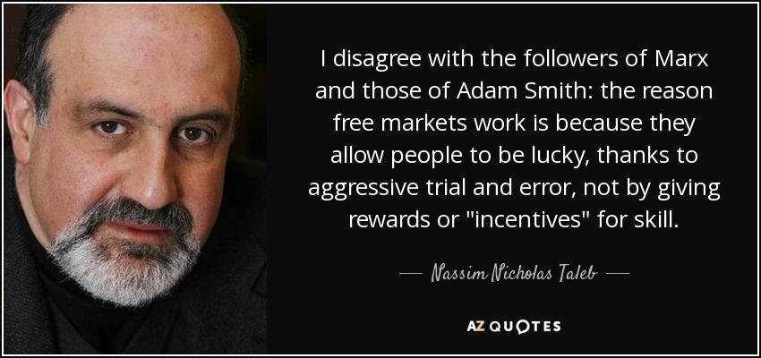 How do free markets work?