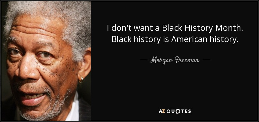 TOP 25 BLACK HISTORY MONTH QUOTES (of 91) | A-Z Quotes
