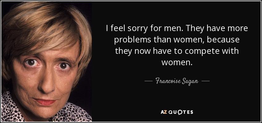 føler for kvinder undskyld jeg