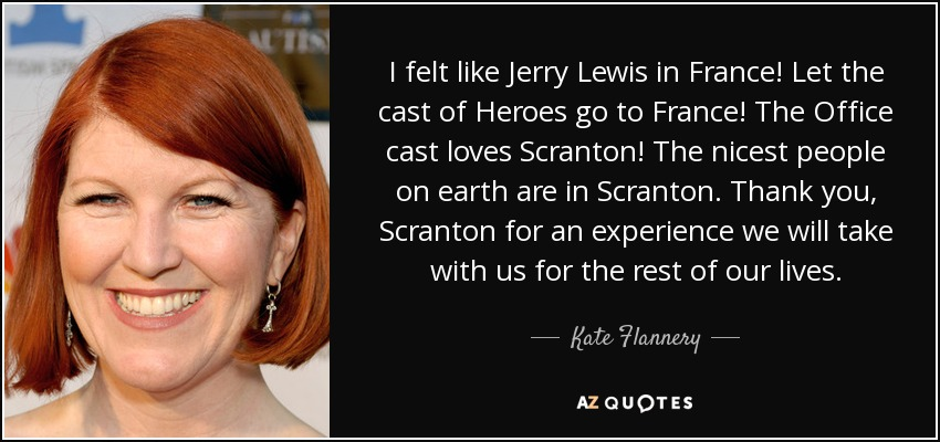 kate flannery twitter