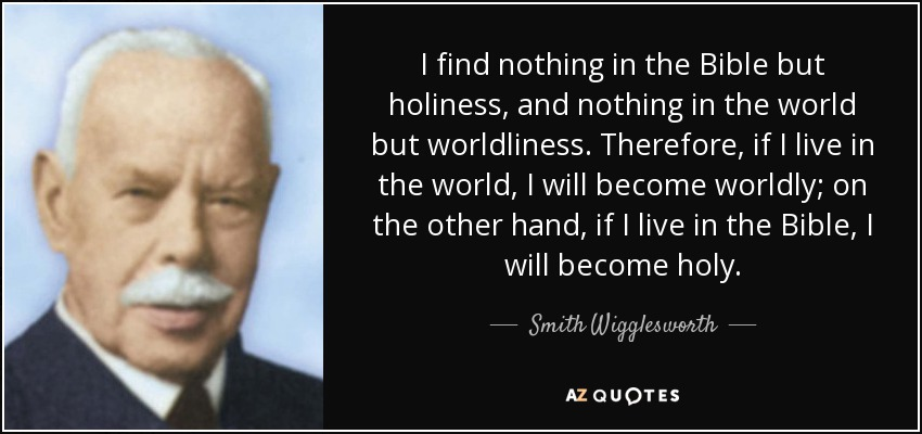 100 Quotes By Smith Wigglesworth Page 2 A Z Quotes