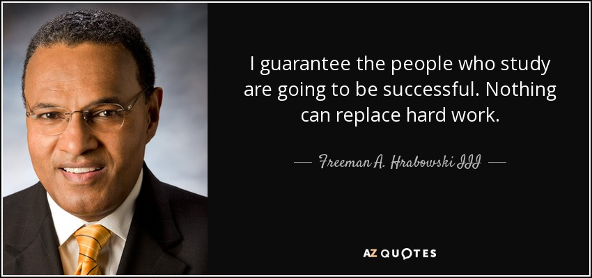 Top 13 Quotes By Freeman A Hrabowski Iii A Z Quotes