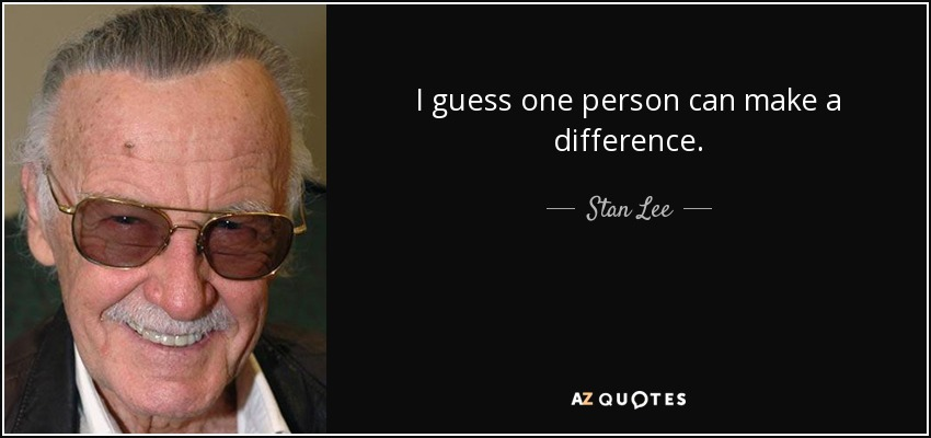 Top 25 Quotes By Stan Lee Of 196 A Z Quotes