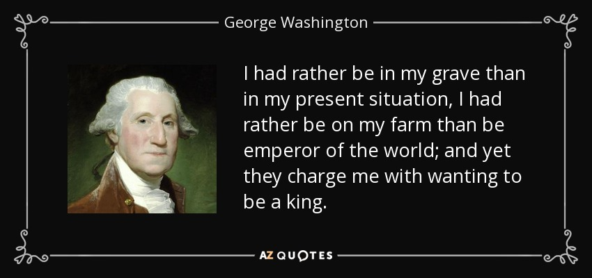 george washington better general or president George washington's  but there's nothing more intriguing than trying to better understand historical leaders as  as president of the.