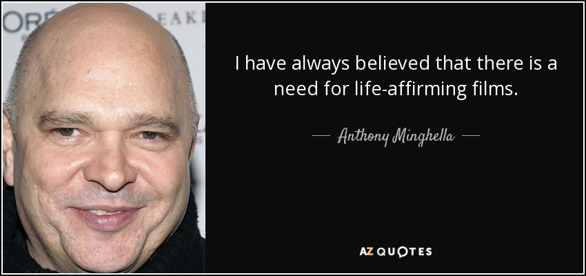 anthony minghella imdb