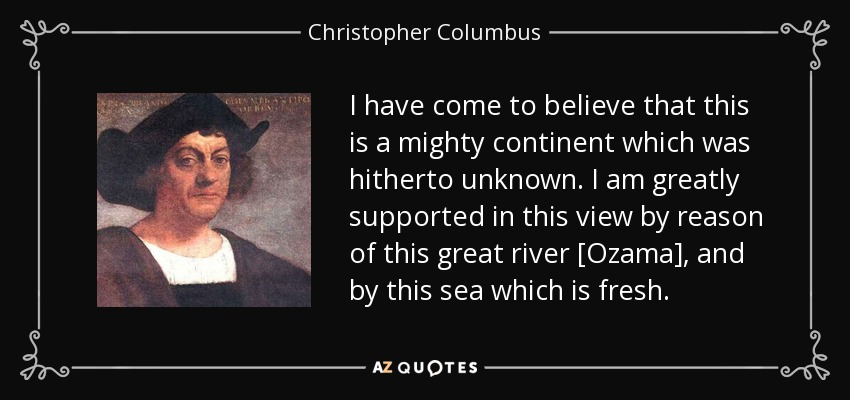 chistopher columbus essay