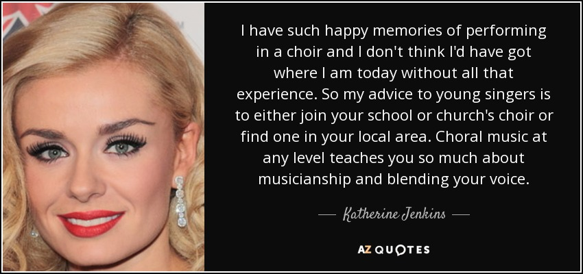 Top 11 Choral Music Quotes A Z Quotes