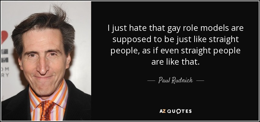 rudnick gay Paul