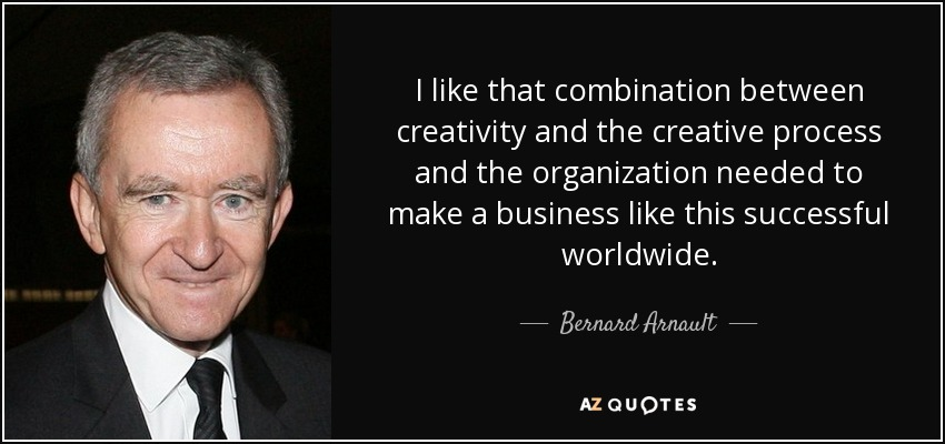 "what are leadership qualities of bernard arnault Who are the leaders that run the fashion world find out  according to their  website, inditex prides itself in creating ""beautiful, ethical, quality products)  bernard arnault (lvmh): lvmh is a french luxury fashion company."