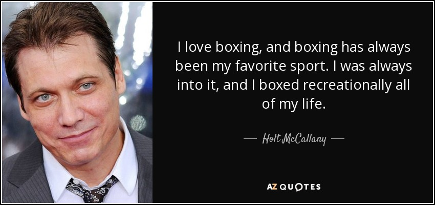 holt mccallany boxing