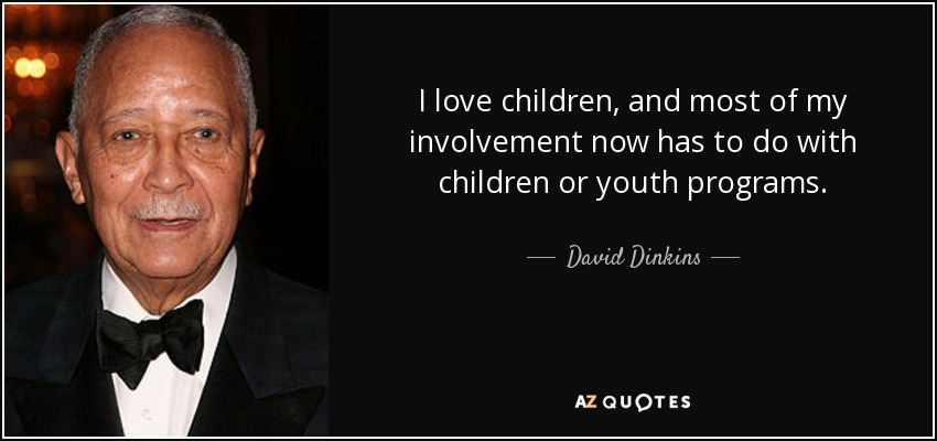 14+ David Dinkins Children