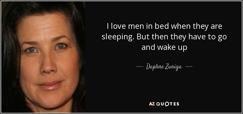 Daphne Zuniga love