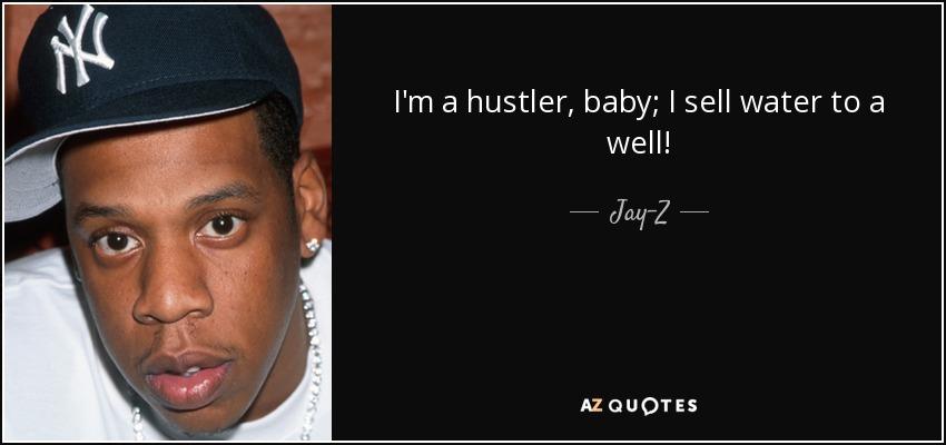Jay-z i m hustler