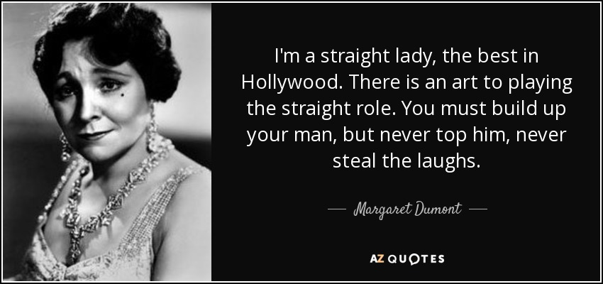 margaret dumont youtube