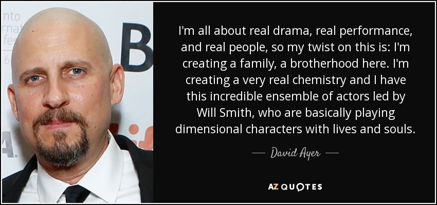 david ayer interview